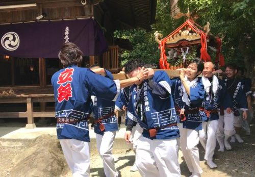 平成29年度例大祭が行われます。
